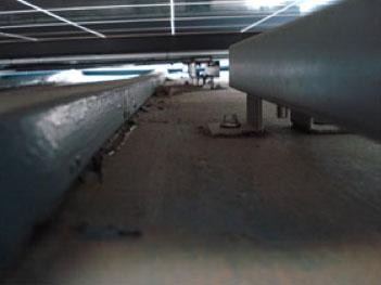 従来の太陽光パネルの設置方法画像2
